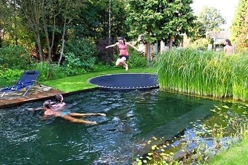 Cascata Giardino Fai Da Te : Fontane e cascate biopiscine ecolaghi e piscine naturali